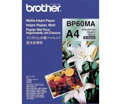 papier BROTHER BP60 matný A4/26ks (BP60MA)